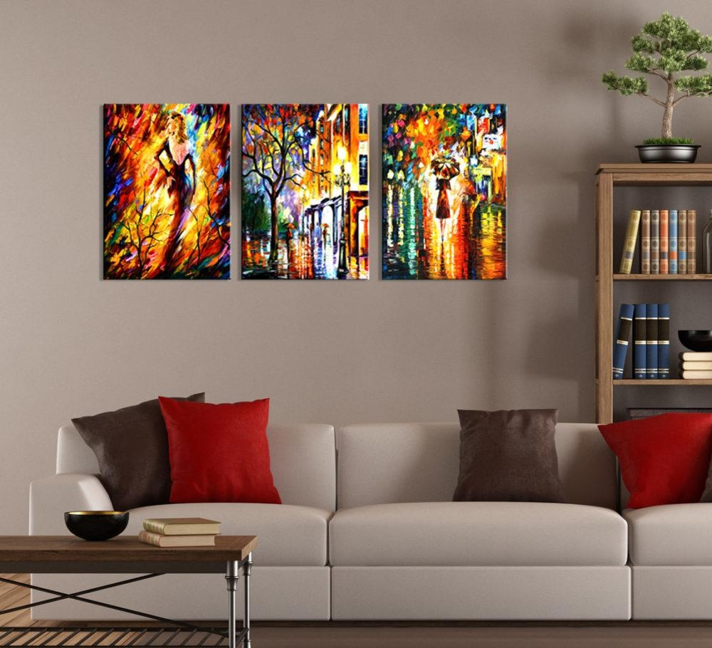 Fullsize Of 3 Piece Wall Art