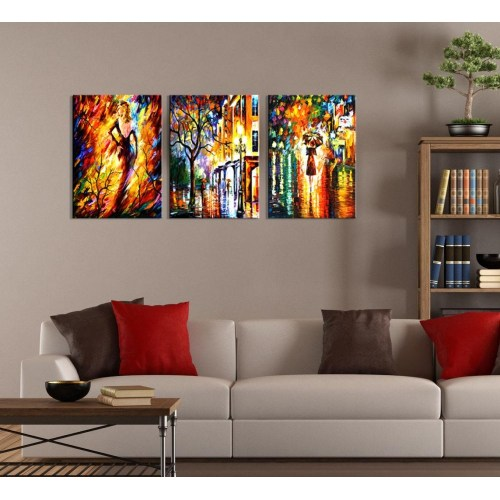 Medium Crop Of 3 Piece Wall Art