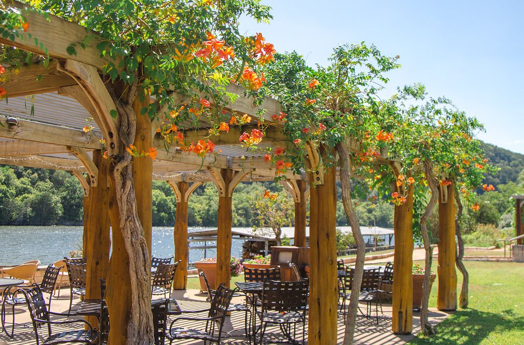 destination: Lake Austin Spa Resort