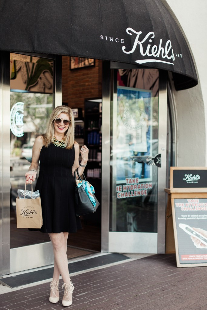 Kiehl's provides custom Apothecary Preparations with its launch in Dallas at the Highland Park Village store