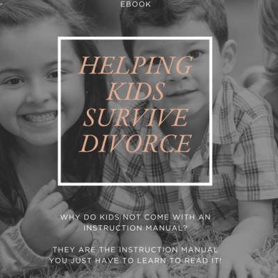 helping kids survive divorce