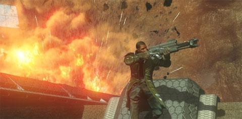 Also, the explosions are pretty.