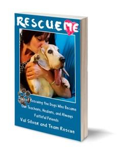 Rescue Me paperback 3D