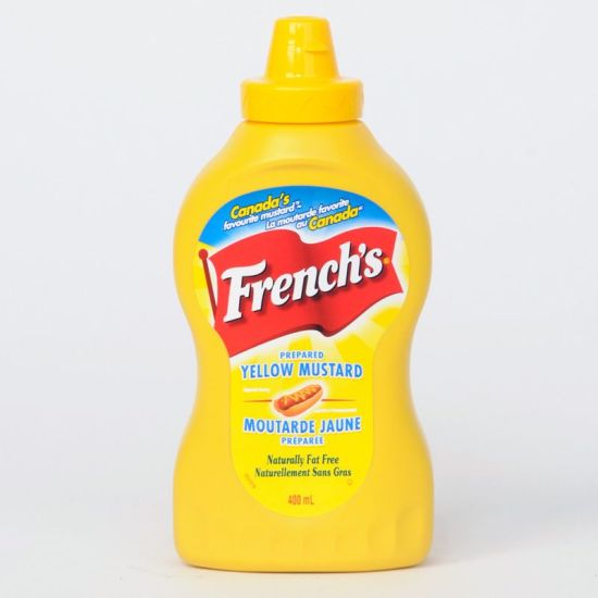 Mustard Meyhem Real World Math Task - French's Mustard Container Volume