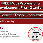 Free Math Professional Development From Stanford