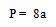 Octágono regular formula