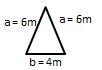 Triángulo isósceles trazo