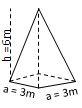 piramide trazo solido