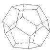 sólido Dodecaedro