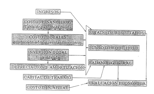 Estructuración del análisis económico