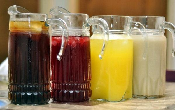 8 مشروبات رمضانية لمائدة مثالية