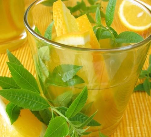 طريقة عمل شراب الليمون بالميرمية