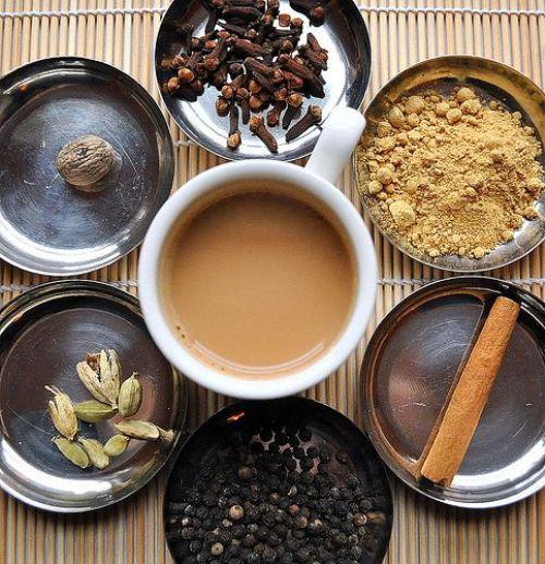 طريقة عمل الشاي العدني