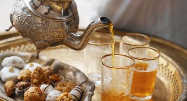 طريقة عمل شاي آتاي المغربي