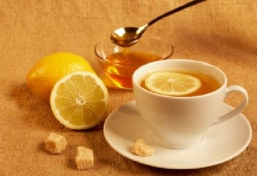 طريقة عمل شراب الليمون الساخن
