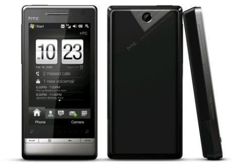 htc diamond2 eu1 [smartphone] HTC Touch Diamond 2 nas lojas européias no meio de abril.