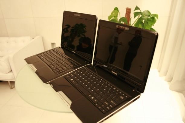 photos toshiba satellite t110 t130 101 [netbooks] Satellite T110 e T130. A Toshiba segue ampliando a família