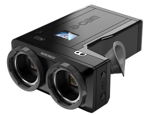 a cam 3d ikonoskop 2 1 [periféricos] Ikonoskop A cam3D: até 1080p em RAW para profissionais que são fãs do 3D