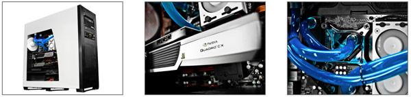 davinci digital storm [desktop] Digital Storm Davinci: Core i7 980X e refrigeração líquida, para os mais exigentes.