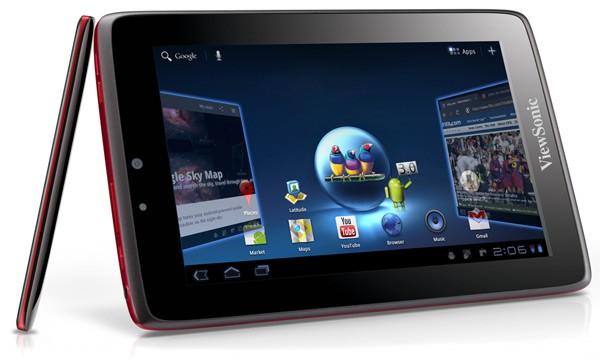 11x0530005 Tablet ViewPad 7x é anunciado oficialmente, com Android Honeycomb #Computex2011