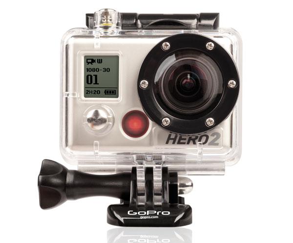 hd2housingwhitefront10 24 2011 GoPro apresenta a câmera HD Hero2, para os mais aventureiros