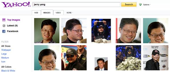 jerryyang Jerry Yang, co fundador do Yahoo, ambandona a empresa e suas filiais