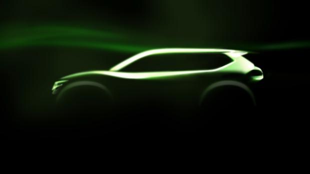 nissan hi cross concept 01 Imagem do conceito de futuro carro da Nissan é revelada