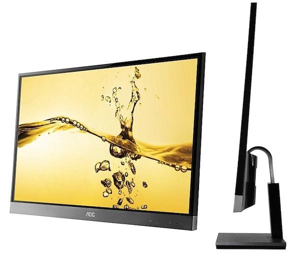 aocportadamonitorcebit AOC d2357Ph, mais um fino monitor é apresentado