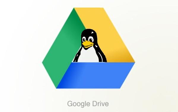 4 25 2012googledrivelinux Google Drive terá versão Linux... em algum momento no futuro