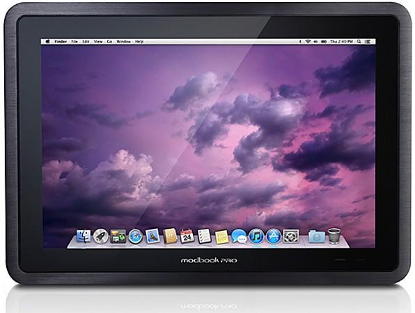 modbook pro press shot 2012 Tablet Modbook Pro é lançado oficialmente