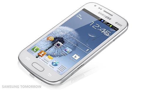 GALAXY S DUOS1 Veja o vídeo preview do smartphone Samsung Galaxy S Duos