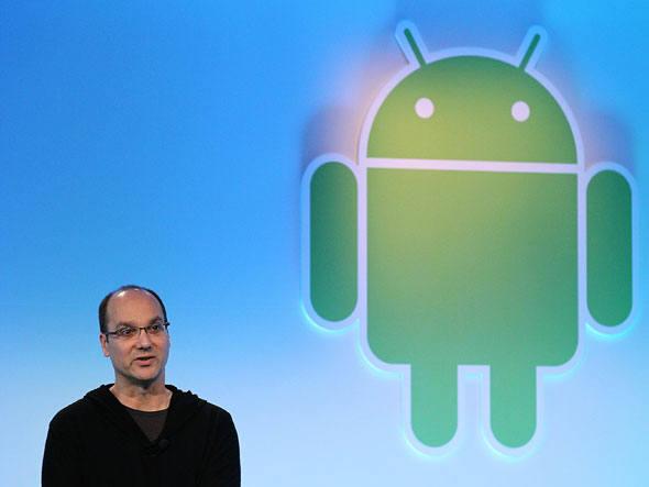 size 590 andy rubin android Google Play alcança a marca de 700 mil aplicativos, e se aproxima da Apple App Store