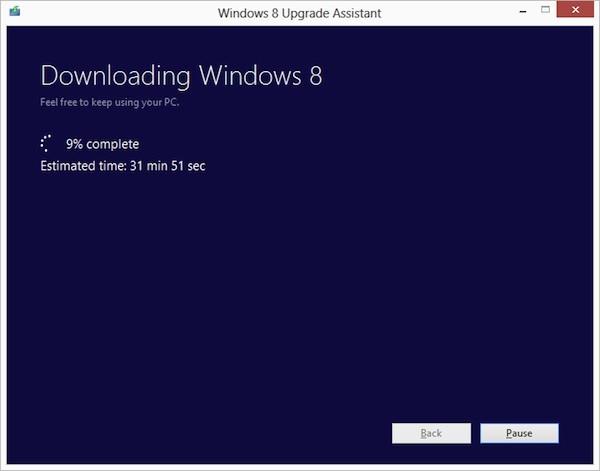 windows 8 upgrade E estão conseguindo atualizar (e validar) a versão pirata do Windows para o Windows 8