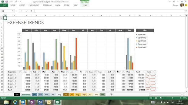 excel 2013 Descobrindo o novo Office 2013: Excel 2013