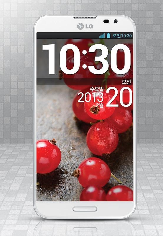 8468557907410233bedbo LG Optimus G Pro, com tela de 5.5 polegadas, é anunciado oficialmente