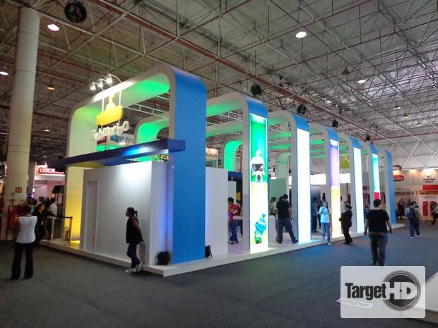 DSC00417 Veja o stand que o Submarino montou na Campus Party Brasil 2013... e reflita sobre algumas coisas...