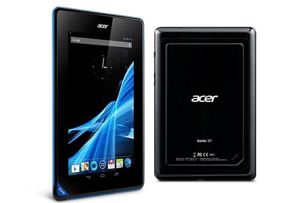 iconiab1 [Dicas de Compras] Tablet Acer Iconia B1 é lançado no Brasil