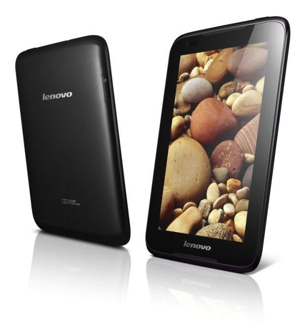 ideataba1000blackhero01 Lenovo anuncia o lançamento dos seus novos tablets IdeaTab A1000 e A3000