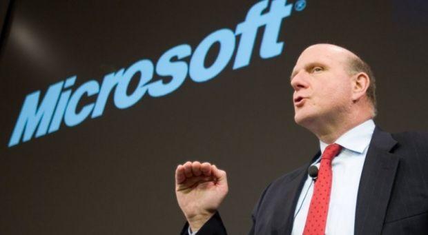 microsoft logo steve ballmer Microsoft aposta na nuvem, com um grande investimento no Xbox Live e Office