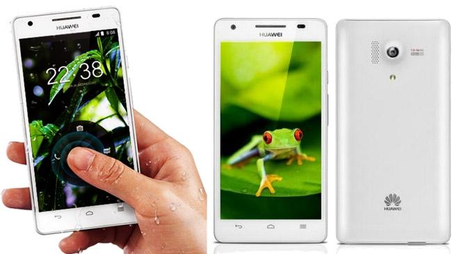 1huawei honor3 Huawei anuncia oficialmente o novo Honor 3, mais um smartphone resistente à água