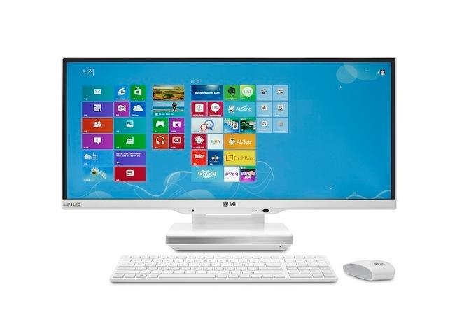 LG Cinematic All in one PC Desktop All in One LG Cinematic, com tela wide 21:9, é anunciado oficialmente