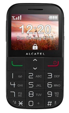 alcatel 20.00 Conheça o Alcatel 20.00, o celular pensado na melhor idade