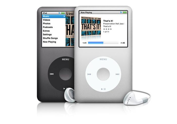 ipod classic Vendas da linha iPod sofrem queda de 52% em 2013