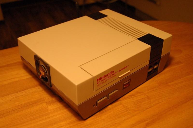 nes steam machine 04 Melhor do que uma Steam Machine? Um NES com Steam OS!