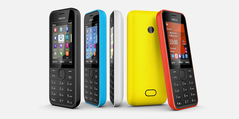 Nokia 208 Dual SIM Nokia 208 é lançado no Brasil por R$ 299