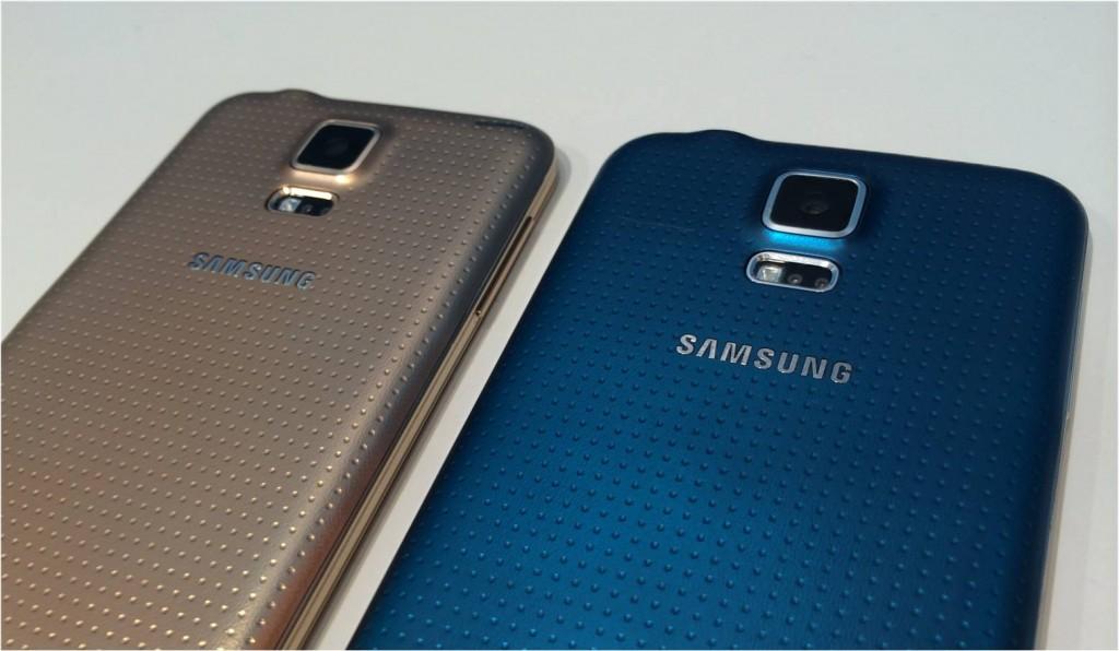 leitor de digitais galaxys5 1024x596 Ultra Power Saving e leitor de digitais: veja como funciona essas duas novidades do Galaxy S5