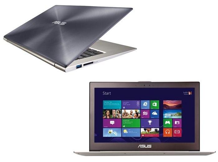 Asus Zenbook1 Novos ultrabooks Asus Zenbook UX32LA e UX32LN são anunciados