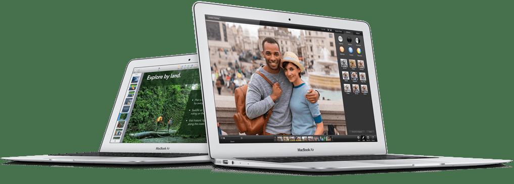 apple macbook air Apple atualiza o MacBook Air, que passa a contar com processadores Haswell