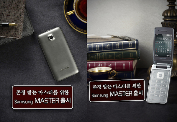 samsung master Samsung espera que os usuários da melhor idade gostem dos seus novos telefones clamshell