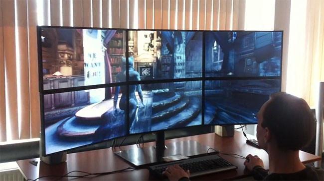 6monitor gaming Seis interessantes novidades para os games apresentadas na Computex 2014